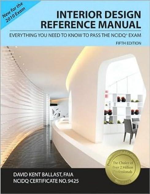 d k ballast s interior design reference manual fifth edition new rh goodreads com interior design reference manual david kent ballast Best Interior Design