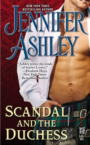 Scandal And The Duchess (Mackenzies & McBrides, #6.5)