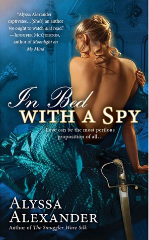 In Bed with a Spy (Spy in the Ton, #2)