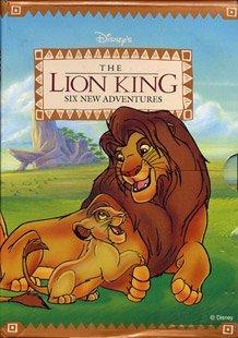 Disney's The Lion King - Six New Adventures (6 Book Box Set)