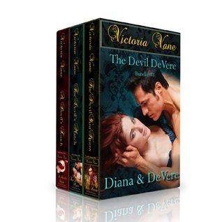 Diana and DeVere (The Devil DeVere Boxed Set): The Devil You Know / The Devil's Match / A Devil's Touch