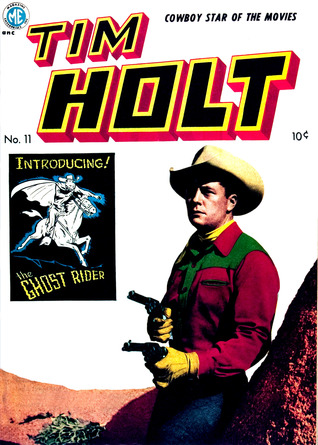 Tim Holt Western Adventures, Number 11, The Land Grabbers