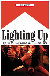 Lighting Up The Rise of Social Smoking on College Campuses