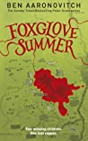 Book cover for Foxglove Summer (Peter Grant, #5)