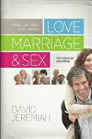 What the Bible says about Love, Marriage, and Sex