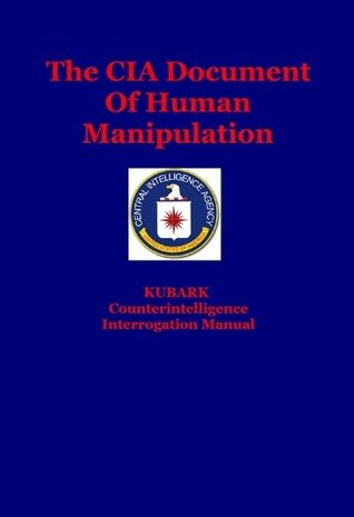 Kubark Interrogation Manual Pdf