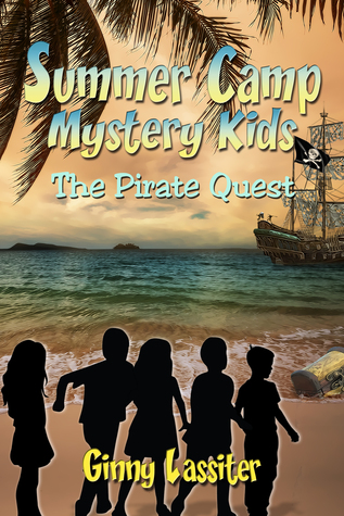 Summer Camp Mystery Kids: The Pirate Quest