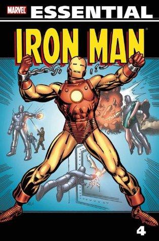 Essential Iron Man, Vol. 4