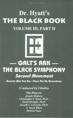 Black Book Volume 3, Part Ii: The Black Symphony, Second Movement