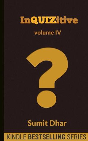 Trivia Quiz & Pub Quiz Book: InQUIZitive (Volume IV)