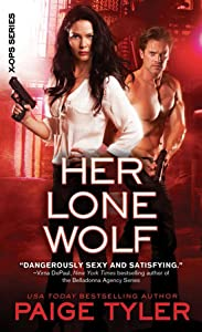 Her Lone Wolf (X-Ops, #2)