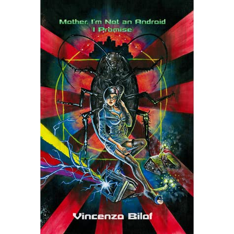 Mother Im Not An Android By Vincenzo Bilof