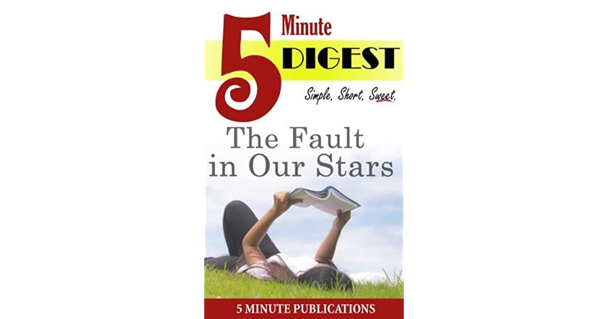 essay the fault in our stars Immediately download the the fault in our stars summary, chapter-by-chapter analysis, book notes, essays, quotes, character descriptions, lesson plans, and more.