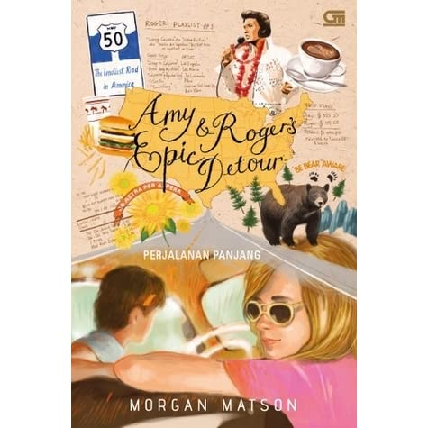 Ebook Amy Rogers Epic Detour By Morgan Matson
