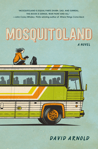 Image result for mosquitoland published when