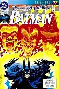 Detective Comics #661 (Comic Book, Featuring Batman)