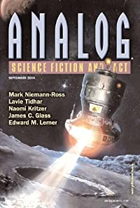 Analog Science Fiction and Fact, September 2014
