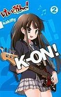 K-ON! 02 (Finnish)