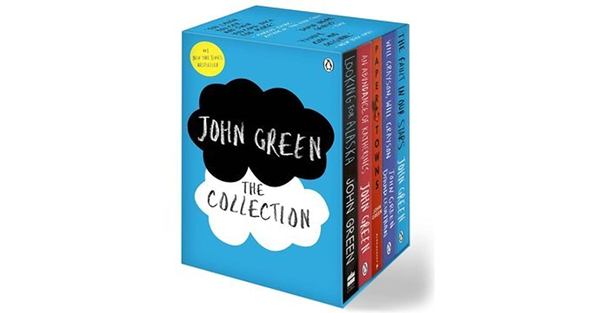 Looking For Alaska Cover: John Green The Collection: Looking For Alaska / An