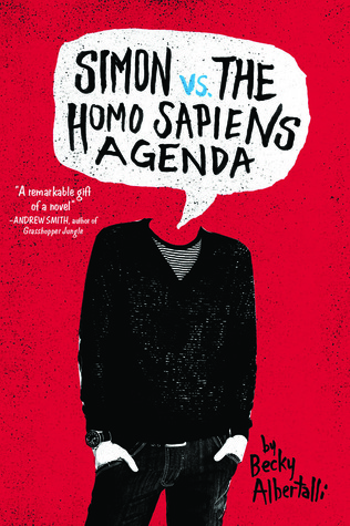 Cover for Simon Vs the Homo Sapiens Agenda.