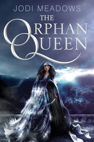 The Orphan Queen (The Orphan Queen, #1)