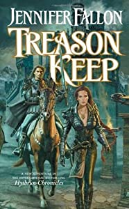 Treason Keep (Hythrun Chronicles: Demon Child, #2)