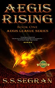 Aegis Rising (The Aegis League, #1)