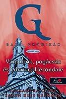 Vámpírok, pogácsák és Edmund Herondale (The Bane Chronicles, #3)