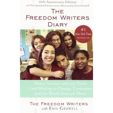 freedom writer diary Learn the real story of erin gruwell and her freedom writers go behind the hilary swank movie and discover the true story of the real freedom writers and their diary that inspired the film.
