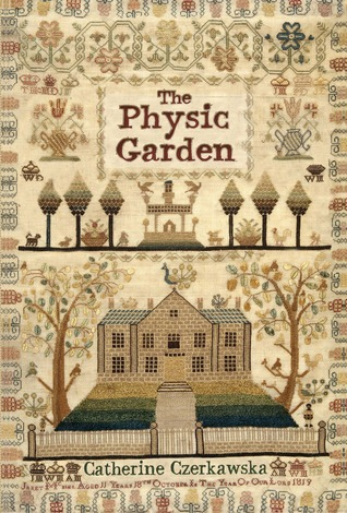 Image result for The Physic Garden by Catherine Czerkawska