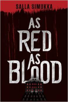 As Red as Blood by Salla Simukka