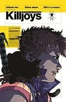 The fabulous killjoys comic book