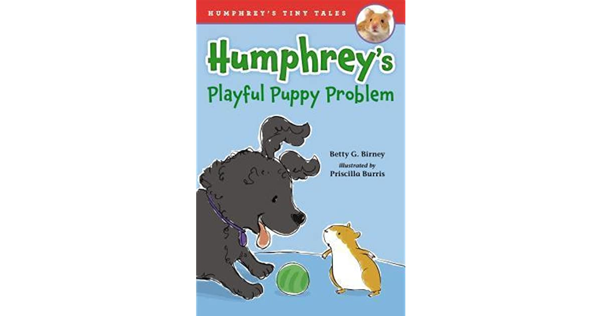 Image result for humphrey's tiny tales puppy playful problem