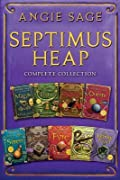 Septimus Heap Complete Collection: Book One: Magyk, Book Two: Flyte, Book Three: Physik, Book Four: Queste, Book Five: Syren, Book Six: Darke, Book Seven: Fyre, The Magykal Papers, The Darke Toad