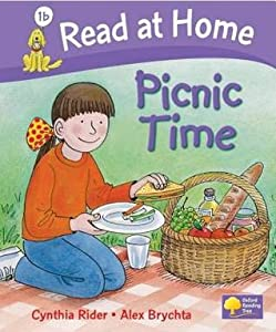 Picnic Time (Read At Home Level 1b)