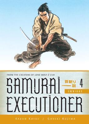 Samurai Executioner, Omnibus 4