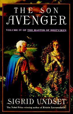 The Son Avenger (The Master of Hestviken, #4)