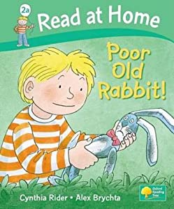 Poor Old Rabbit (Read at Home, Level 2a)