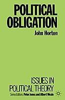 Political Obligation