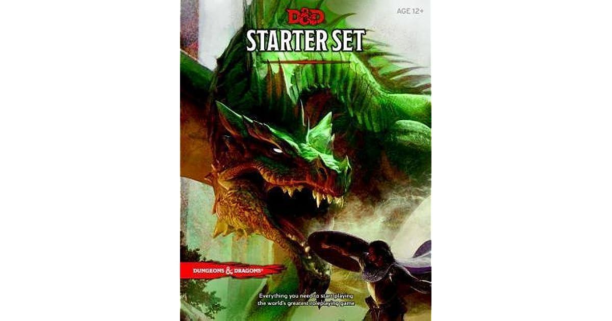 Starter Set by James Wyatt