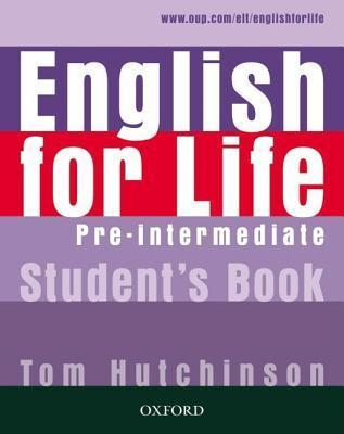 English For Life - Pre-Intermediate - Student's Book