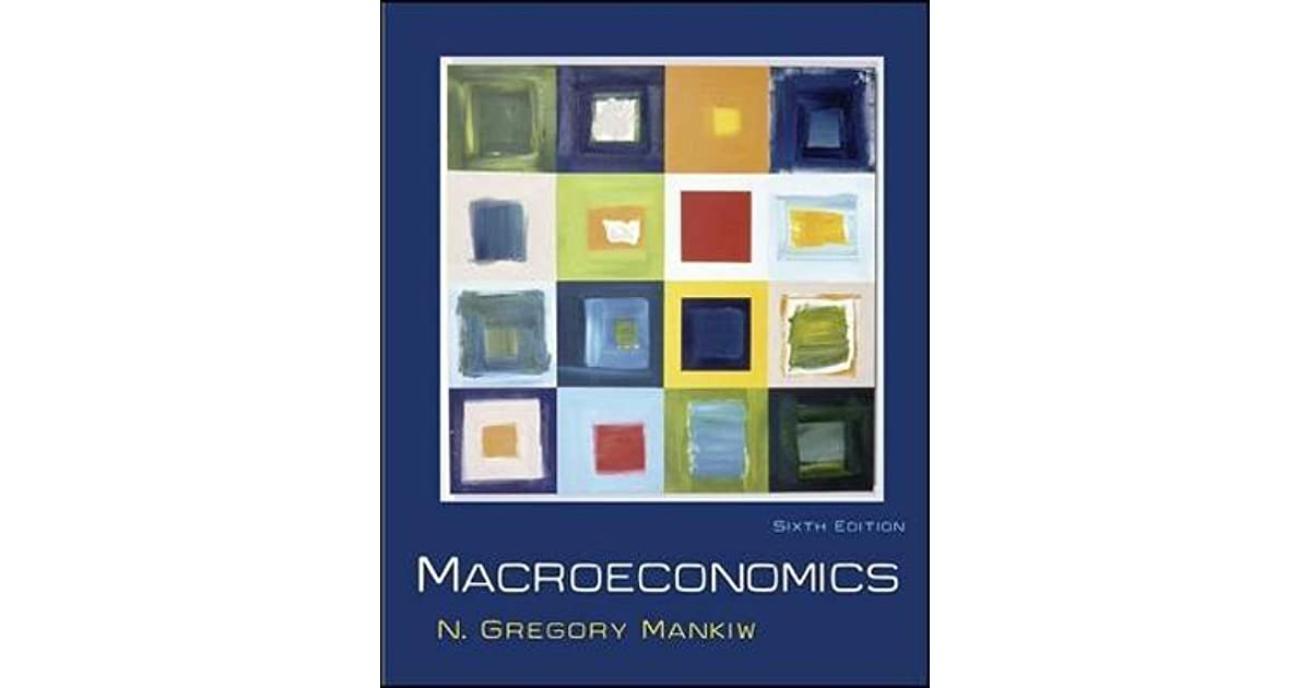 Macroeconomics Books Pdf