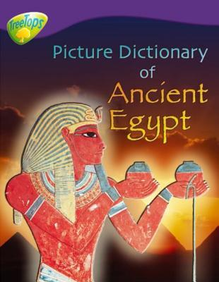 Picture Dictionary of Ancient Egypt (Oxford Reading Tree: Level 11: Treetops Non-Fiction)