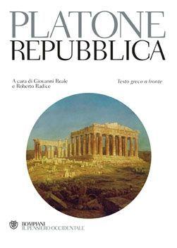 Repubblica by Plato