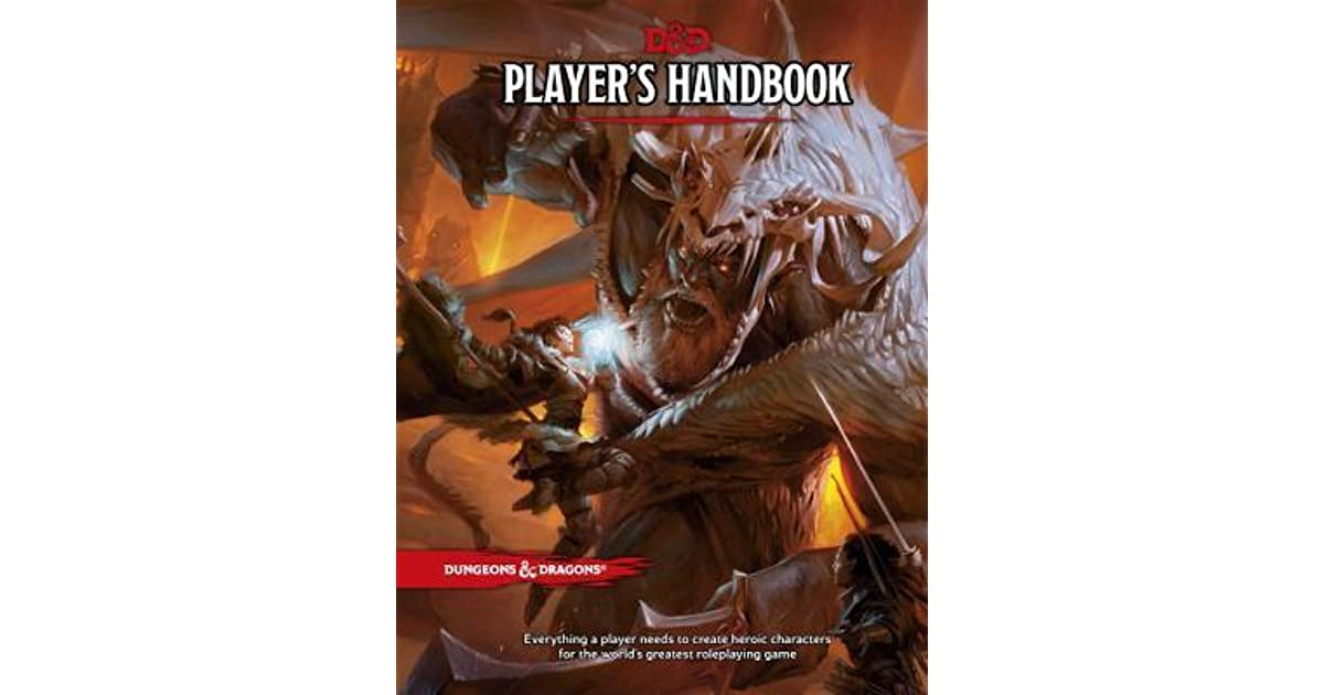 Player's Handbook by James Wyatt
