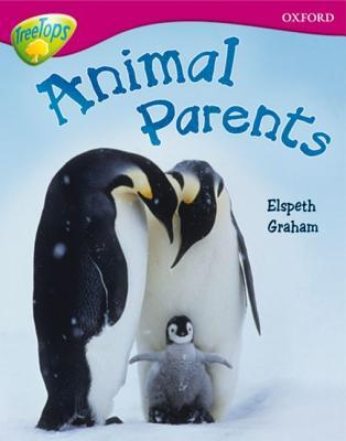Oxford Reading Tree: Stage 10a: Treetops More Non-Fiction: Animal Parents