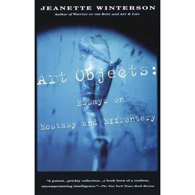jeanette winterson written on the body essay