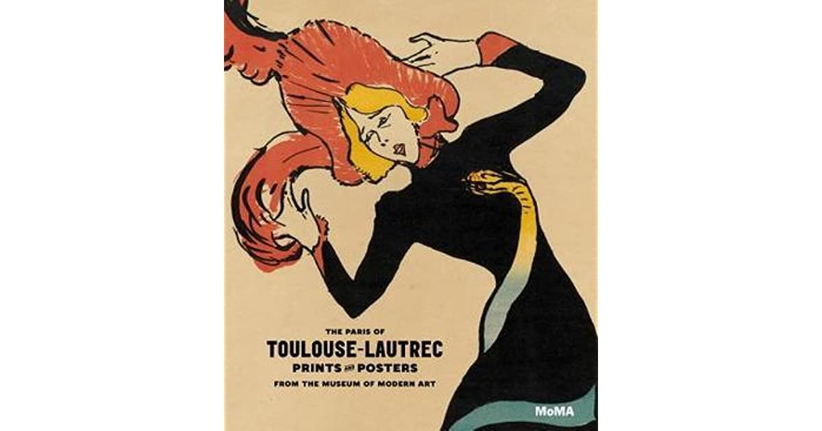 Toulouse Lautrec In The Collection Of The Museum Of Modern