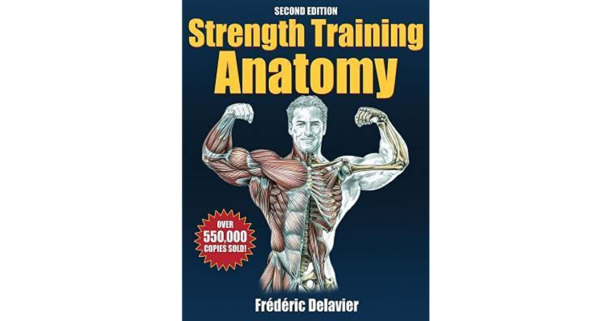Strength Training Anatomy By Frdric Delavier