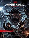 Monster Manual by Mike Mearls